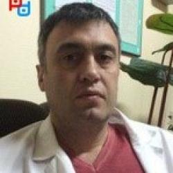 Юсупув Ибрагим Антонович